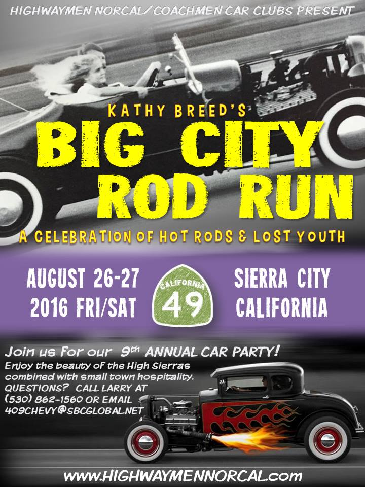 2016 Big City Rod Run